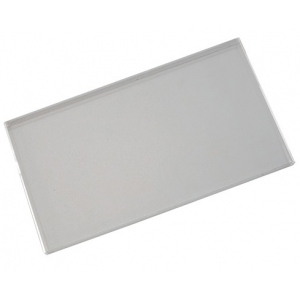 "1"" High Clear Acrylic Tray"